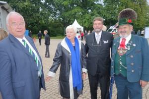 Buergerfest-Bundespraesident