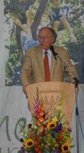 Prof. Dr. Holger Magel bei seinem Vortrag