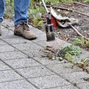 2021 – Gartentipp 31 – Kampf mit dem Unkraut
